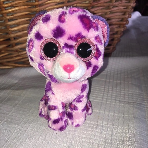 Other Cheetah Plush Ty Toy Poshmark